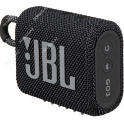 Портативное аудио JBL GO 3 Black
