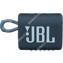 Портативное аудио JBL GO 3 Blue