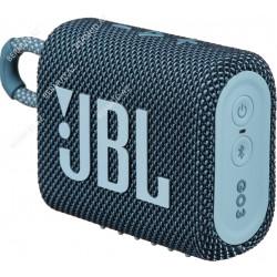 Portativ audio JBL GO 3 Blue