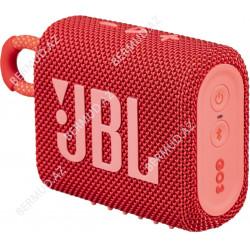 Портативное аудио JBL GO 3 Red
