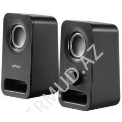 Kompüter akustikası Logitech Z150 Black
