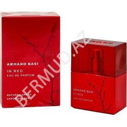 Qadın ətiri Armand Basi İn Red 50 ml