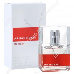 Qadın ətri Armand Basi In Red EDT 30 ml