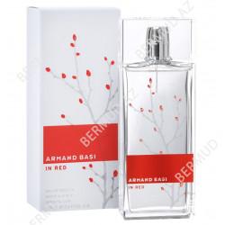 Qadın ətiri Armand Basi In Red EDT 100 ml
