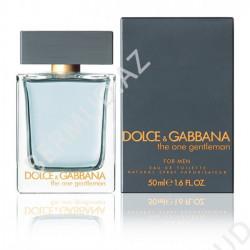 Kişi ətri Dolce & Gabbana The One Gentleman 50 ml