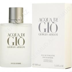 Kişi ətiri Acqua Di Gio By Giorgio Armani 100 ml