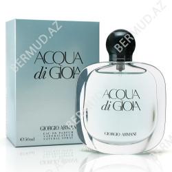 Qadın ətiri Giorgio Armani Acqua Di Gioia Eau 50 ml