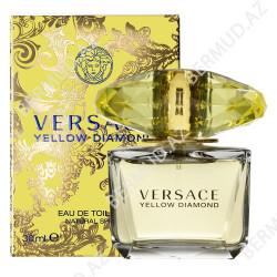 Qadın ətiri Versace Yellow Diamonds edt 30 ml