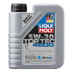 Синтетическое моторное масло Liqui Moly Top Tec 4600...