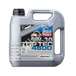 Sintetik mühərrik yağı Liqui Moly Top Tec 4600 5W-30...