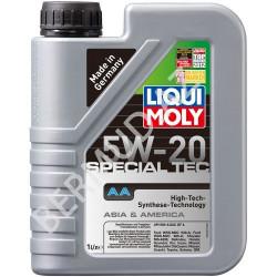 Синтетическое моторное масло Liqui Moly Special Tec...