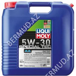 Sintetik mühərrik yağı Liqui Moly Special Tec AA...