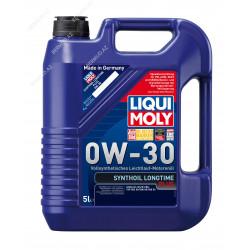 Sintetik mühərrik yağı Liqui Moly Longtime Plus...