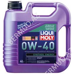 Sintetik mühərrik yağı Liqui Moly Synthoil Energy...