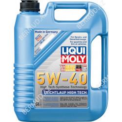 Sintetik mühərrik yağı Liqui Moly  Leichtlauf High...