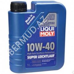 Полусинтетическое моторное масло  Liqui Moly Super...