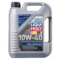 Yarım sintetik mühərrik yağı Liqui Moly  MoS2...