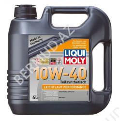 Полусинтетическое моторное масло  Liqui Moly...