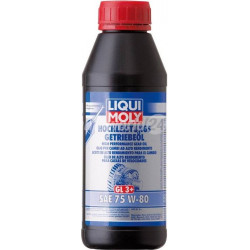 Трансмиссионное масло Liqui Moly...