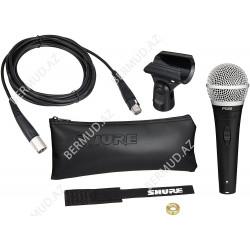 Simli  mikrofon Shure PG58-LC