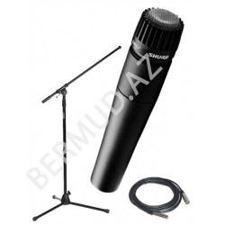 Проводной микрофон Shure  SM 57-LC