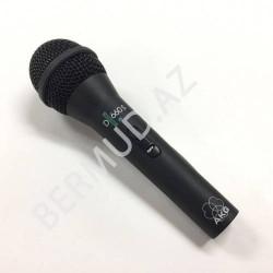 Simli  mikrofon AKG D660S