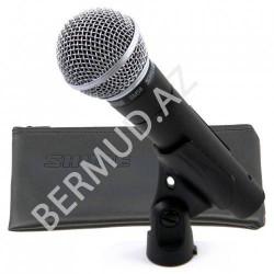 Проводной микрофон Shure SM 58 LC