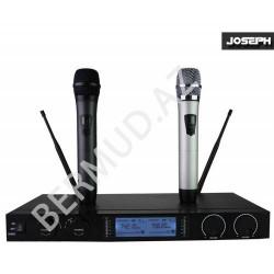 Simsiz mikrofon Josepn C-966-US