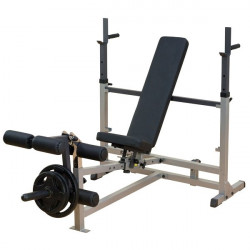 Силовая скамья для жима Body Solid GDIB-46L