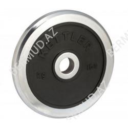 Disk xromlanmış Kettler 7371-640 10 kq