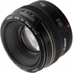 Obyektiv Canon EF 50mm f/1.4 USM