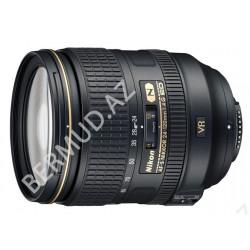 Obyektiv Nikon 24-120mm f/4G ED VR AF-S Nikkor