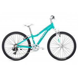 Velosiped Fuji Dynamite 24 Comp Girl (light blue)