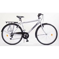 "Velosiped Orbis Voltage City 28"" 21 Hi-Ten"